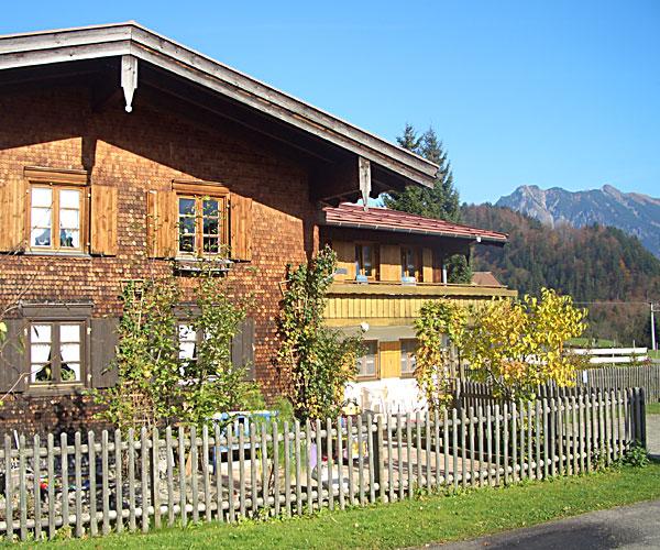 Haus Fuchs: Unser Haus
